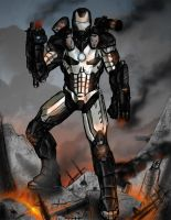 Iron Punisher by Perronegro300