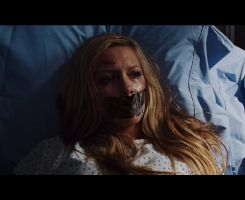 Katie Cassidy Tape Gagged by SilentBeauties