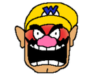 Angry Wario by TomoDX5