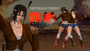 Michelle Chang - TEKKEN2 MOD (XPS) Download. by Pedro-Croft