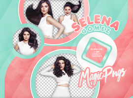 PACK PNG 745 | SELENA GOMEZ by MAGIC-PNGS