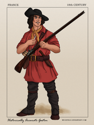 Historically Accurate Gaston by Wickfield