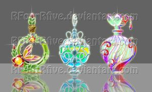 Potion Bottles Design 02 [NOT FOR SALE] by RfourRfive