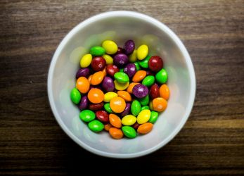 Skittles are food too by stalker777