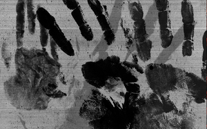 Photoshop Handprints brushes by v-grfx