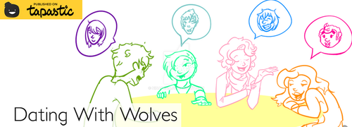 Dating With Wolves - Web comic by Ninapedia