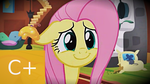 MLP FiM: S7 E5: Fluttershy Leans In Review by Cuddlepug