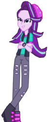 Starlight Glimmer In A Pose by danparkerstudios