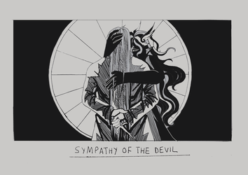 Episode 6 - Sympathy for the devil by Inui-Purrl