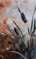 Bulrushes2 by KateHodges