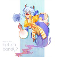 Do you like Cotton Candy? by otherwise