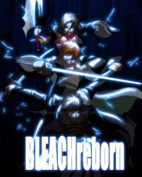 Bleach:Re. LOST in the long LOST sand - Color page by SKurasa