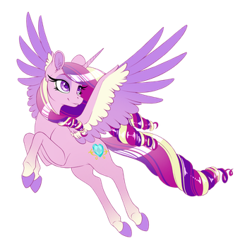 Princess Cadence by PeridotKitty