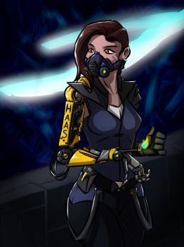 Mikaely Haas, Junker Nation by Holtzmann