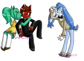 YCH: Group 3 by hopelessromantic721