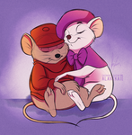 Will you be my rescuer? by Alantka