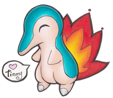 Pokemon - Cyndaquil