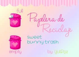 Sweet Bunny Trash! by YuliRgz