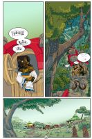 Kamau: Quest for the Son p.55 by Kebiru