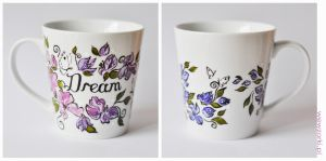 Dreamy Mug for a Dreamy Girl by smist