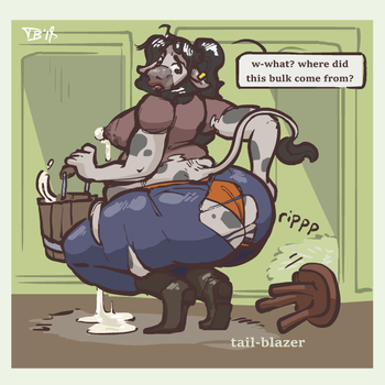 Cow Weight by Tail-Blazer