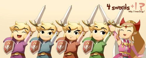 4swords by muse-kr