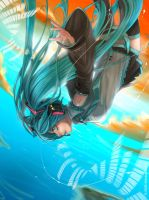 Vocaloid- Save the music by AlexiusSana