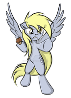Muffin Toss! by Nedemai