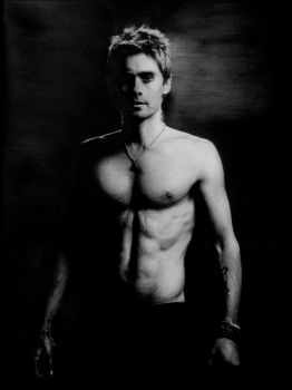 Jared Leto by p4trycha