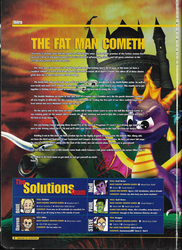 Spyro pg. 4: Ultimate Solutions Guide by DarthArchanist
