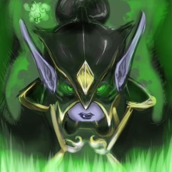 DOta Mortred COlor by ManiacPaint