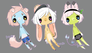 reopen adopts//OPEN FOR OFFERS by Bonelo