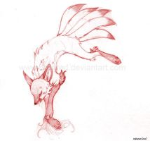Kitsune I by collared