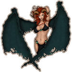 Succubus by AliceGraphix