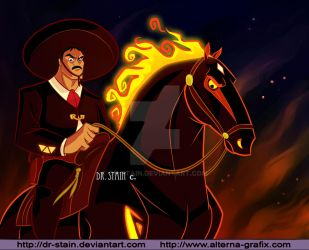 Charro oscuro by Dr-Stain