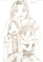 Elric family by BerlynTheAnimeLuver