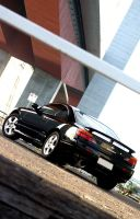 S15 under the Bolte 2 by aaronactive