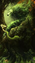 When the Leaves Whisper by AlectorFencer