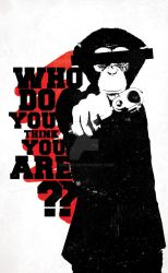 Who do you think you are? by SinewS