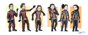 Ant-Man to The Wasp TG Sequence by Still-Addicted-To-TG