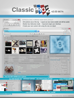 ClassicPro 2.03 Beta by winampers-pro