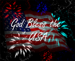 God Bless the USA by Vexic929