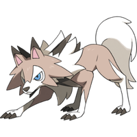 Unplanned Parenthood (Lycanroc Midday Tf)