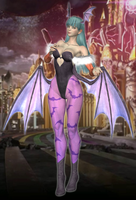 MvCI Morrigan XPS download by Chaotixninjax