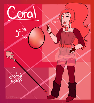 Coral Ref by STEPHAN0-MAT0