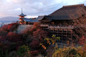 Kiyomizu-dera plus Pagoda by the3dman