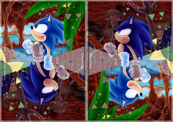 :Sonic 25th: REFLECTION by Feniiku