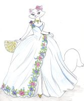 Duchess at the ball by greydeer2010