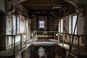 Eastern State Penitentiary by Jonathan-Flash