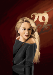 Emma Carstairs by Lisly227